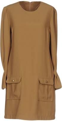 Andrea Morando Short dresses - Item 34745279XQ