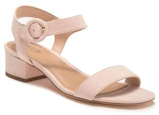 650cf09554d Abound Raychel Square Toe Low Block Sandal