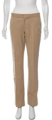 Ralph Lauren Mid-Rise Straight-Leg Pants