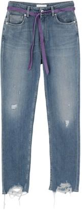 Vicolo Denim pants - Item 42749174RC