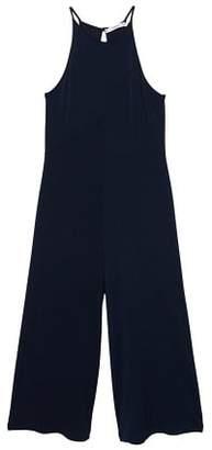 MANGO Halter neck jumpsuit