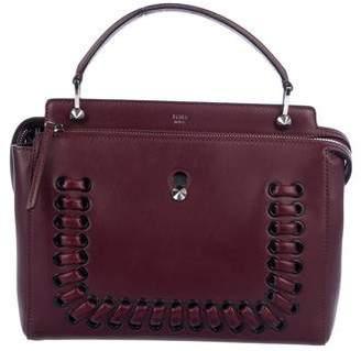 Fendi Dotcom Whipstitched Bag