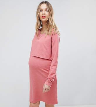 Mama Licious Mama.licious Mamalicious 2-In-1 Dress