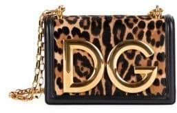 Dolce & Gabbana Dolce& Gabbana Dolce& Gabbana Women's Leo Shoulder Bag - Leopard