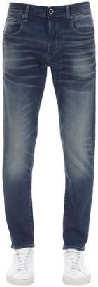 G Star 3301 Slim Stretch Cotton Denim Jeans