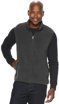 Croft & Barrow Men's Arctic Fleece Classic-Fit Easy-Care Vest