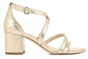 Sam Edelman Women's Stacie Leather Sandals