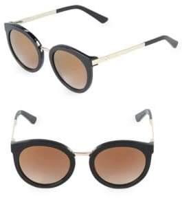 Cat Eye 52MM Sunglasses