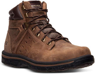 Skechers Men's Relaxed Fit: Segment - Gundy Boots from Finish Line