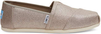 Toms Rose Gold Glimmer Women's Classics