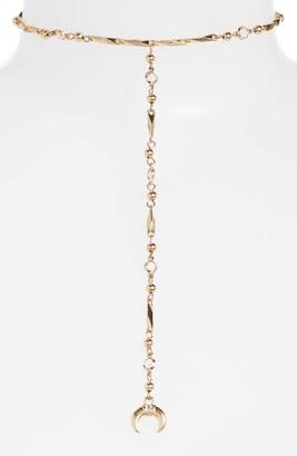 Women's Ettika Lariat Necklace $45 thestylecure.com