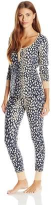 Bedhead Pajamas Women's Long Sleeve Henley Set Made in USA