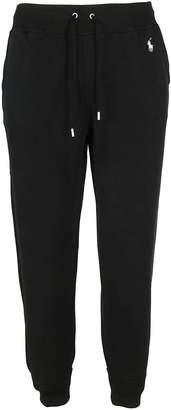Ralph Lauren Polo Logo Embroidered Sweatpants