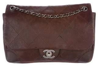 Chanel Grained Calfskin Jumbo Flap Bag