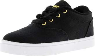 Heelys Launch Ankle-High Canvas Fashion Sneaker - 6M