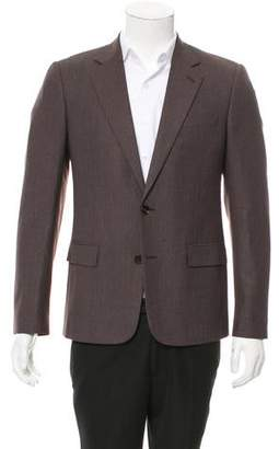 Maison Margiela Patterned Virgin Wool Blazer w/ Tags