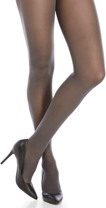 Hue Two-Pack Opaque Control Top Tights