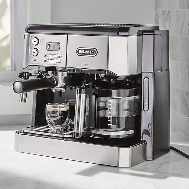 Delonghi ® Combination Coffee/Espresso Machine