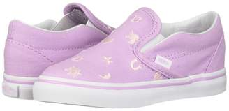 Vans Kids Classic Slip-On Girls Shoes