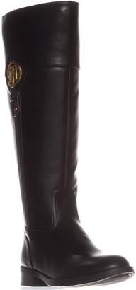 Tommy Hilfiger Ilia2 Wide Calf Riding Boots