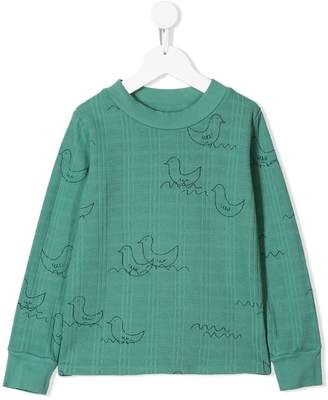 Bobo Choses all-over print sweatshirt