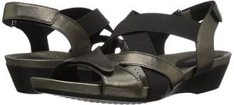 Aravon Standon X Strap Women's Sandals