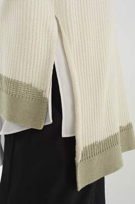3.1 Phillip Lim Rolled-Neck Boxy Pullover