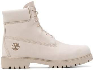 Timberland waterproof lace-up boots