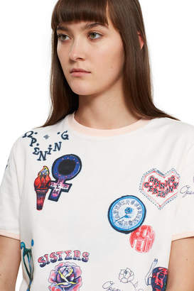 Opening Ceremony Sisters Reversible Tee