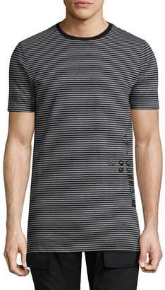 Diesel Black Gold Tyrone Numbers T-Shirt