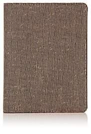 Barneys New York Mesh Refillable Journal - Gold