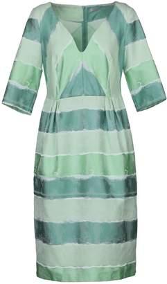 Le Ragazze Di St. Barth Knee-length dresses - Item 34702921LT