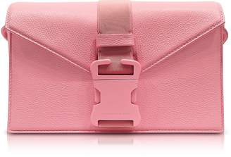 Christopher Kane Venus Pink Grained Leather Devine Og Bag