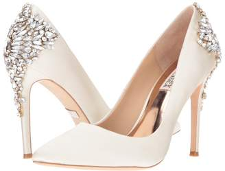 Badgley Mischka Gorgeous High Heels