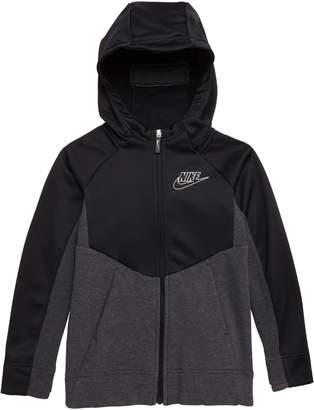 Nike Colorblock Standard Fit Hoodie