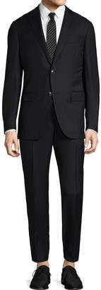 Ermenegildo Zegna Notch Lapel Suit