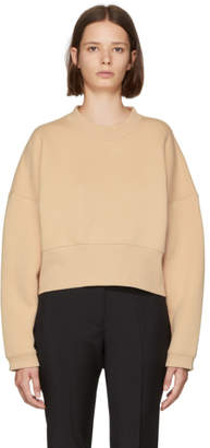 Alexander Wang Pink French Terry Sweatshirt