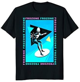 Disney Pixar Incredibles 2 Frozone Retro Graphic T-Shirt