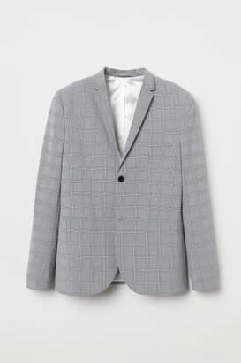 H&M Blazer Super skinny fit - Beige