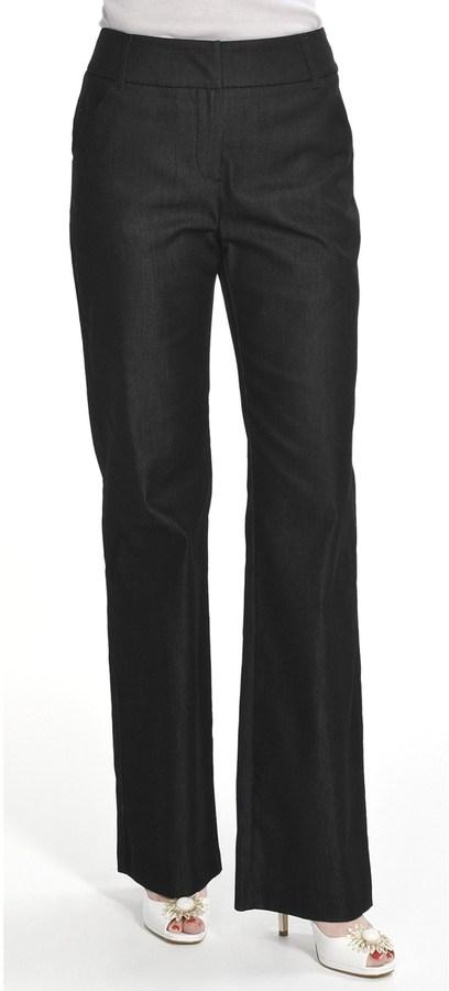 Tribal Sportswear Comfort Waist Pants (For Women)