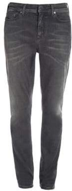 Neil Barrett Super Skinny Graphite Jeans