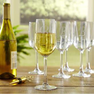 Birch Lane Monogrammed Tritan Outdoor Wine Glass