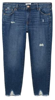 Violeta BY MANGO Girlfriend Claudia jeans