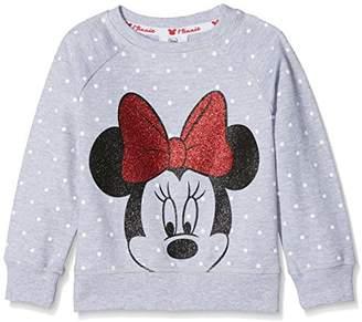 Mothercare Baby Girls' Disney Sweatshirt,(Manufacturer Size: 74 cms)
