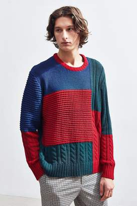 Urban Outfitters Colorblock Sweater