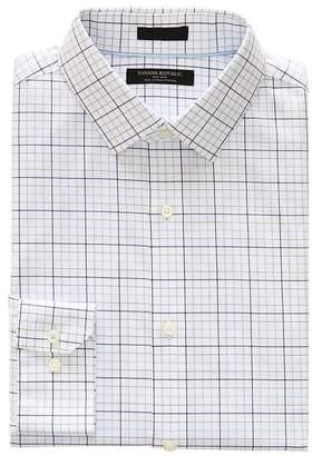 Banana Republic Grant Slim-Fit Non-Iron Check Shirt