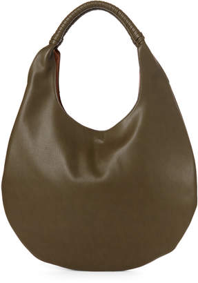 Street Level Olive Hobo Bag