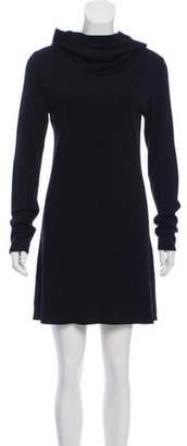 Alice + Olivia Long Sleeve Hooded Dress
