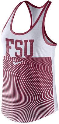 8816de8a47 ... Nike Women s Florida State Seminoles Dri-Blend Tank Top