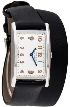 Tiffany & Co. East West Watch $1,625 thestylecure.com